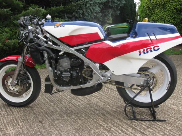 1985 Honda RS500 sold 2010