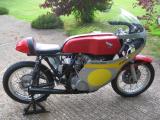 1968 Honda CB450 Racer