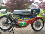 Suzuki T20 Racer