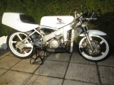1990 HONDA RS125, Water cooled