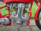 1939 Benelli DOHC 250 racing machine