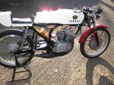1972 Yamaha TA125 Twin
