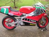 1989 Yamaha TZ250W reverse cylinder