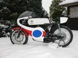 1971 Yamaha TR2 350