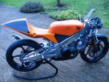 2001 Honda RS125