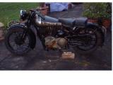 1936 Brough Superior SS100 1000cc OHV