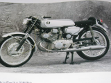 1963 Honda CR93 Street