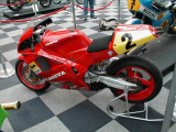 1986 Cagiva 500 V4