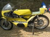 1970 Maxton Yamaha AS1 125cc