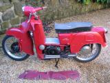 1957 ! Moto Guzzi