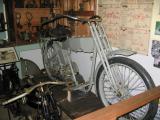 2) 1924 Harley Davidson V twin
