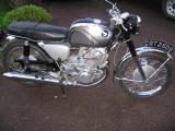 1964 Honda CB77 305cc
