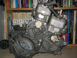 Suzuki XR40 Engine