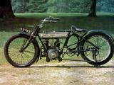 1907 Rem Fowler Norton V Twin  Isle of Man TT winner