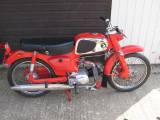 Honda C114 50cc Sports Bike