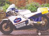 1985 Honda NS500