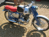 1963 Honda CB92 Benly Sports 125