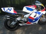 1995 Harris Yamaha V4