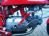 Aermacchi 250 Racing machine