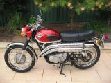 Kawasaki A1SS 250
