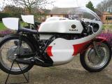 1975 Yamaha TZ250A Drum