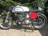 1962 Manx Norton 500cc racing machine
