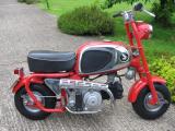 1963 Honda CZ100