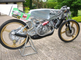 1984 Huvo Casal 80cc GP Racer