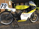 1979 Honda MT/RS WC125 MK4
