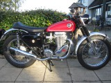 1957 Matchless  competition G80 CS  500cc