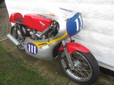 1970 Honda K4 350cc Scottish championship winning machine