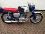 1964 Honda Cb92 125cc Benly sports
