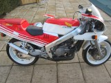 1988 Honda NSR250 V twin Two Stroke racer for the road